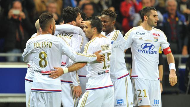 Une victoire essentielle, de beaux buts : Lyon a réussi son entrée au Parc OL