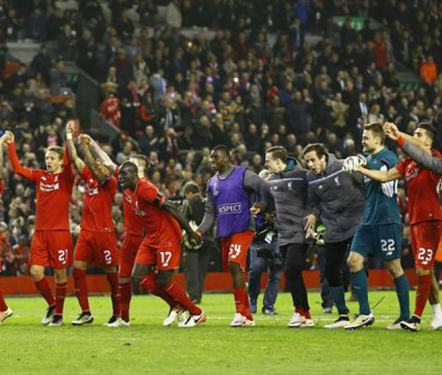 Liverpool Hit Four Second Half Goals To Sink Dortmund In Incredible Comeback