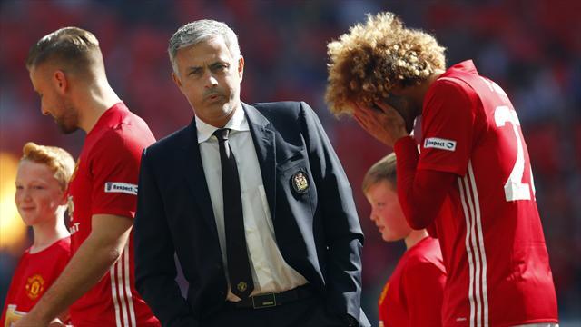 Image result for mourinho fellaini