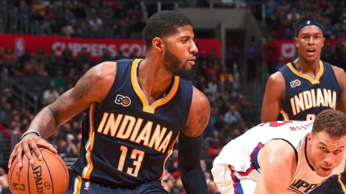 Paul George (Indiana Pacers) vs Los Angeles Clippers