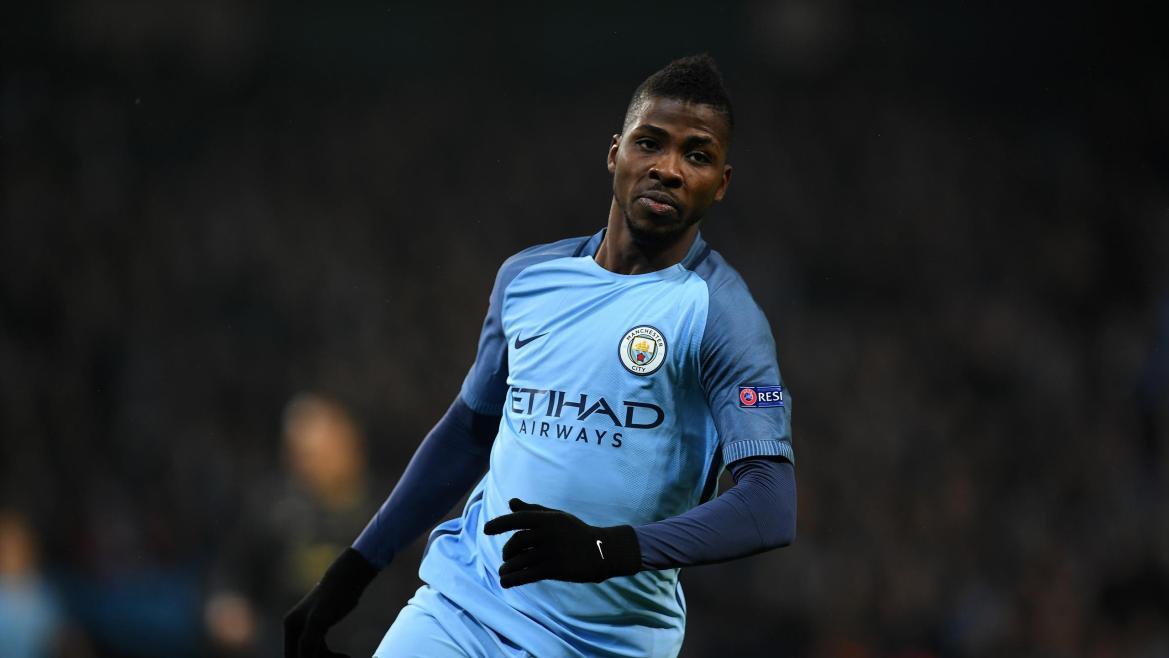 Kelechi Iheanacho (Manchester City)
