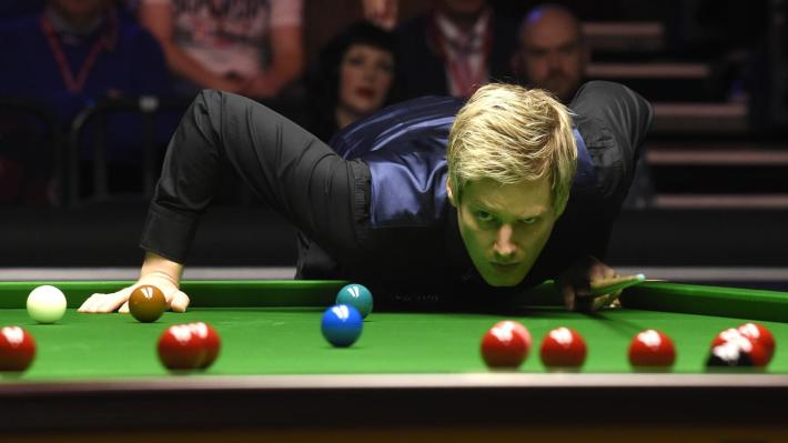 neil robertson: i'm a recovering addict, video games