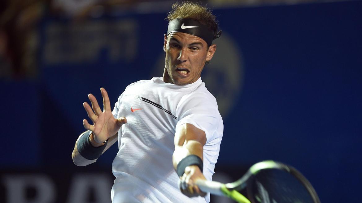 Rafael Nadal - Acapulco 2017