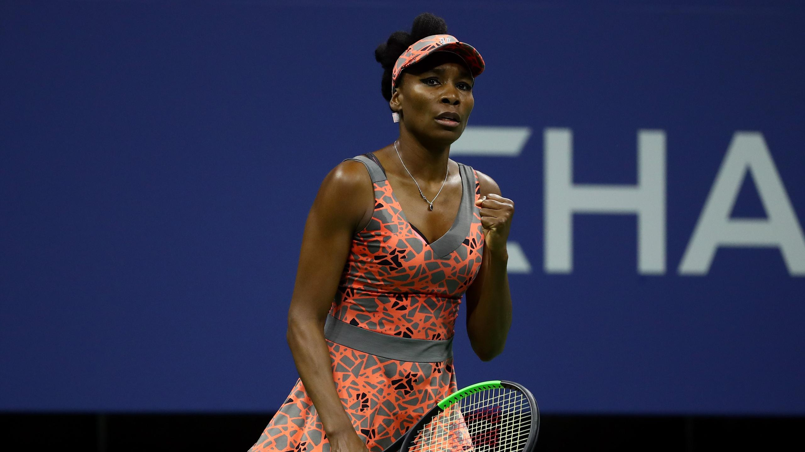 Image result for venus williams us open 2017