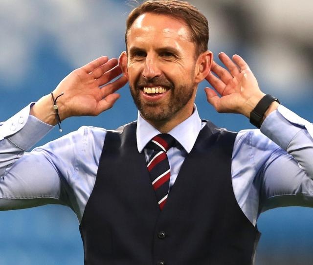 England Gareth Southgate Set To Be Handed Long Term Contract World Cup 2018 Football Eurosport Uk