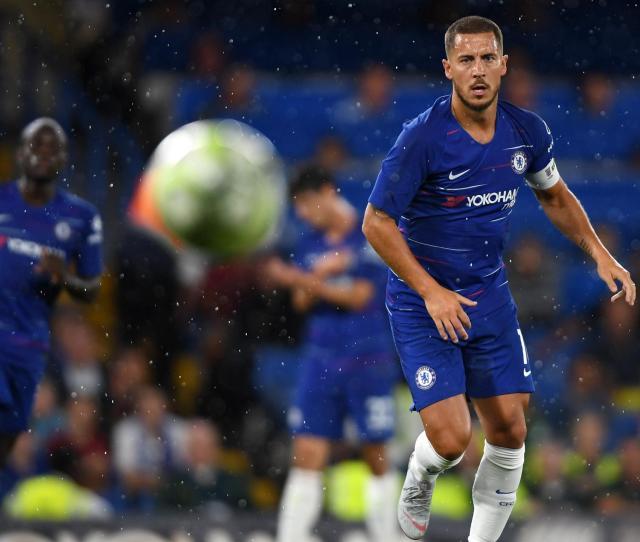 Paper Round Eden Hazard May Never Join Real Madrid Premier League   Football Eurosport Uk