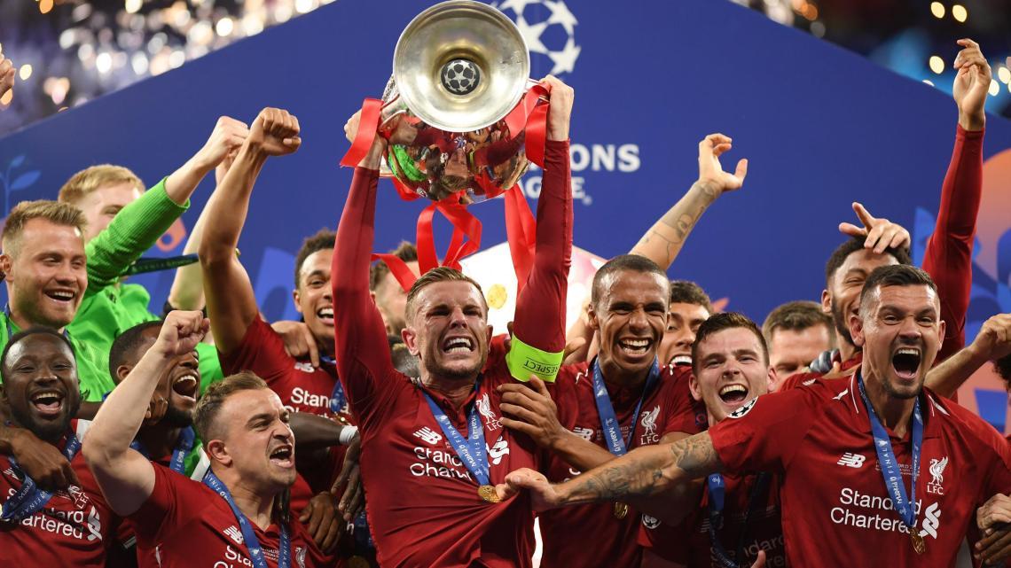 """Résultat de recherche d'images pour """"liverpool champions d'europe"""""""