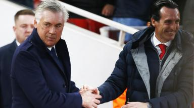 Arsenal jump at chance to speak with newly-available Carlo Ancelotti - Paper Round
