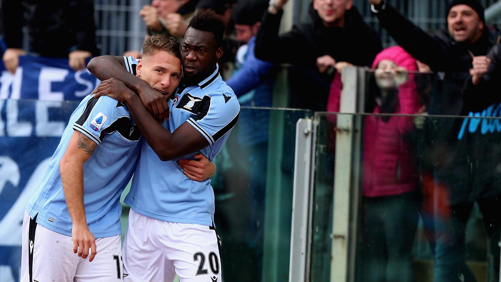 Afbeeldingsresultaat voor lazio sampdoria 5-1
