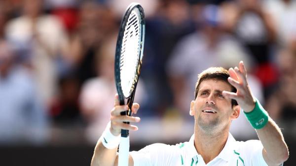 Djokovic va veloce: 50° ottavo di finale slam in carriera, Nishioka non è mai un problema