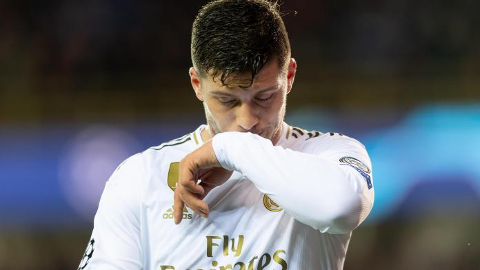Football news - No training or matches, but Real Madrid's Luka ...