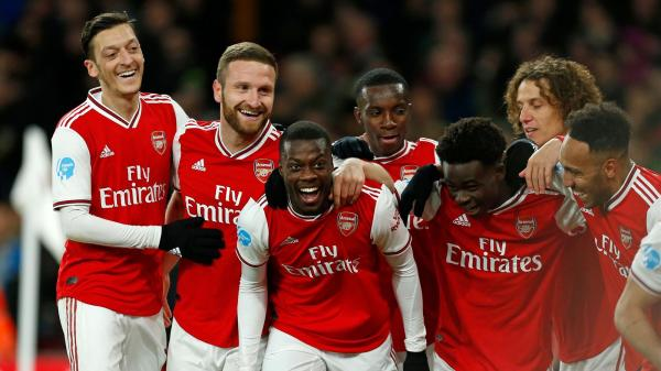 Football news - Arsenal storm to first league win since New Year