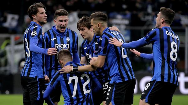 Atalanta on the verge of maiden Champions League quarter final after convincing win over Valencia