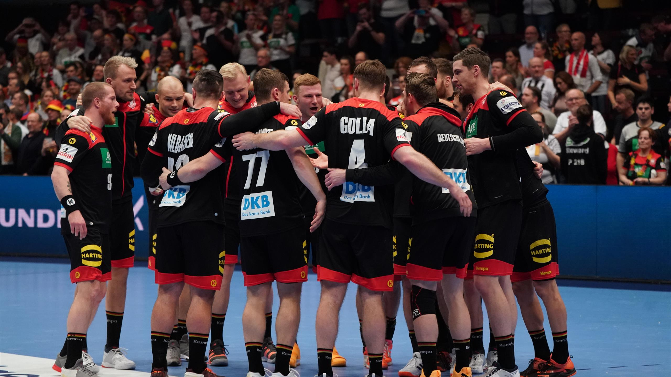 olympia qualifikation der handball
