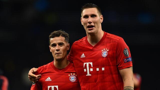Bayern defender Niklas Sule fit again for Champions League run-in - Eurosport