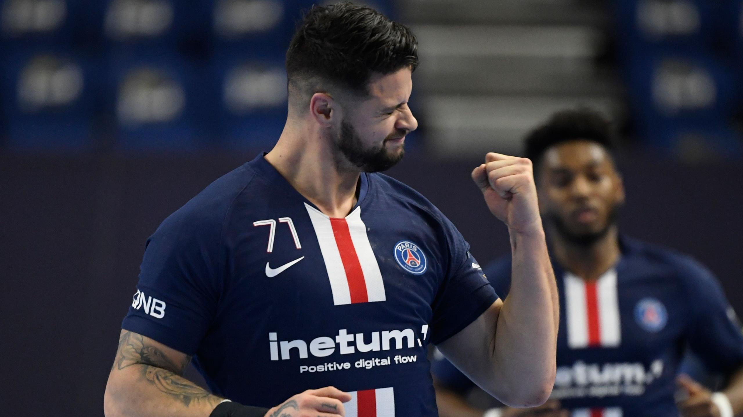 Ligue des champions – Le PSG se balade à Celje et met un pied en quarts de finale