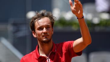 Classement ATP : Medvedev repasse devant Nadal avant Roland, le tennis US au plus bas