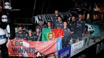 Mirpuri Foundation et Offshore Team Germany remportent la troisième étape de The Ocean Race Europe