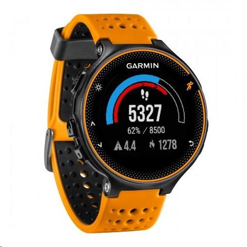 Garmin Forerunner 235 Smart Watch (Solar Flare) - EXPANSYS Singapore