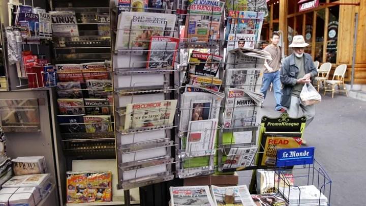 La presse écrite va bénéficier d'aides d'un total de 483 millions d'euros sur deux ans.