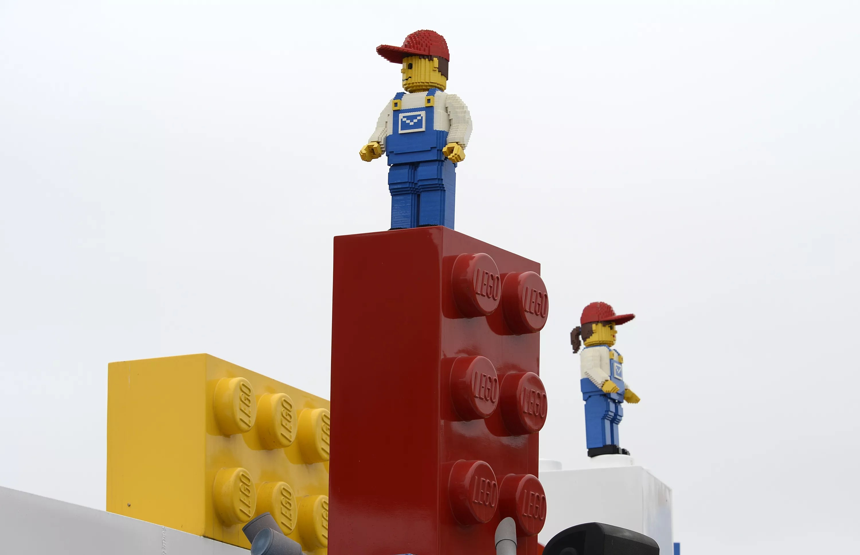 The inventor of the little Lego man is dead