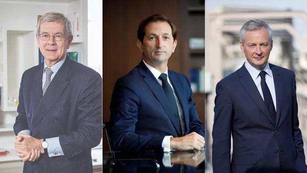 Economy Suez présente Bruno Le Maire avec son alternative à Veolia   Thierry Dufour  septembre 16 2020 2 min read