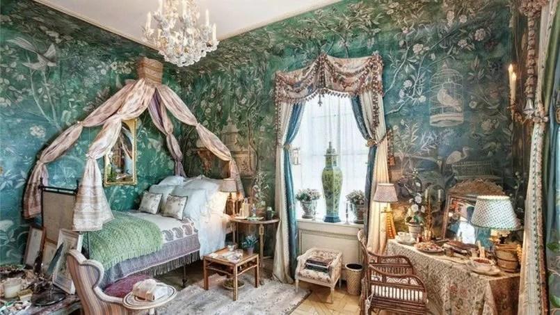 Un Petit Versailles La Mode New Yorkaise