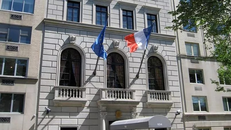 États-Unis : une stagiaire de l'ambassade de France renvoyée pour ...
