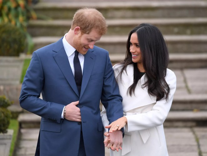 Meghan: Here's the price of her dress for her engagement with Prince Harry!