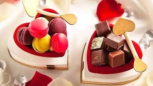 Les «Coeurs Chocolat» de Carette (DR)
