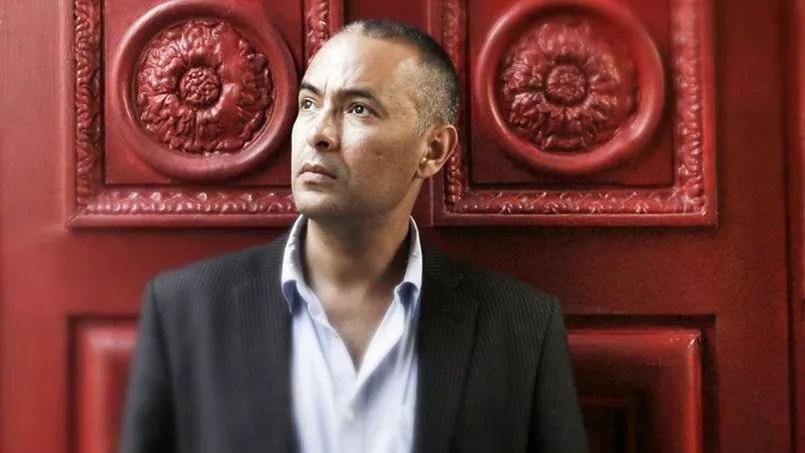 L'écrivain Kamel Daoud.