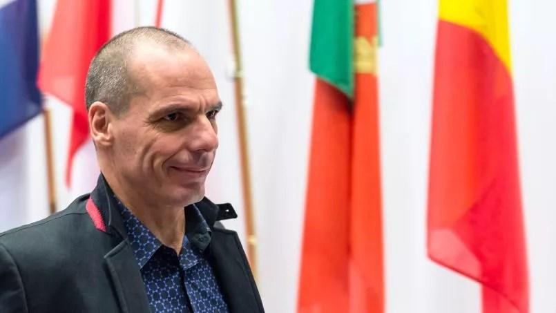 Le ministre des Finances grec Yanis Varoufakis, lundi à Bruxelles.
