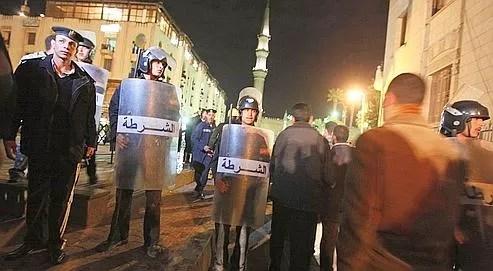 L'attentat, qui a eu lieu le 22 février 2009, s'est produit devant le parvis de la mosquée al-Hussein, à l'entrée du souk du Khan el-Khalili, au Caire.