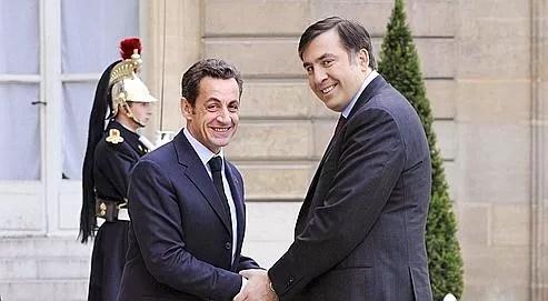 """Résultat de recherche d'images pour """"Saakachvili glucksmann"""""""