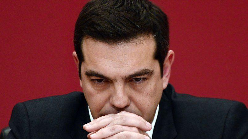 Alexis Tsipras, le leader de Syriza, souhaite renégocier la dette de son pays, après sa victoire historique aux éléctions..