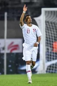Akram Afif, la star du Qatar.