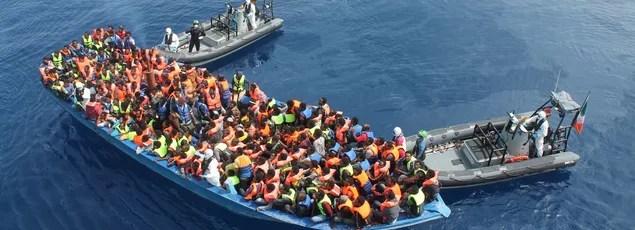 Le nombre des immigrés entrés illégalement dans l'Union européenne a presque triplé en 2014 par rapport à 2013.