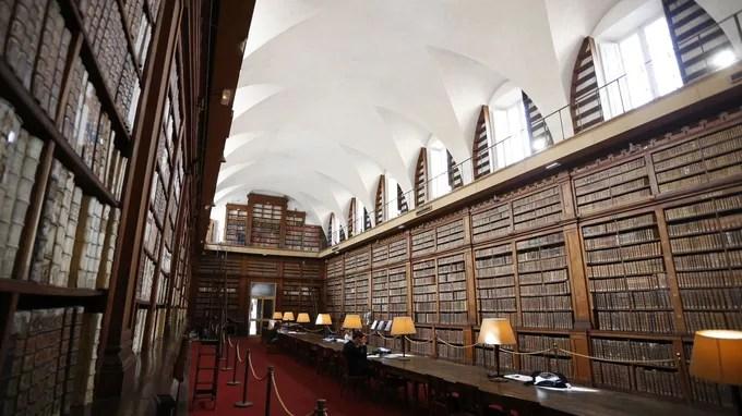 La bibliothèque Fesch à Ajaccio figure parmi les 18 monuments emblématiques sélectionnés par la fondation du Patrimoine.
