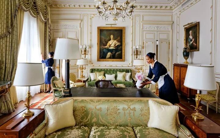 Le Ritz Gloire Et Renaissance