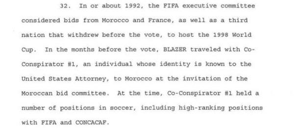 XVMdb953322 051b 11e5 84fb f803c4ca4561 805x342 Pourquoi la Coupe du monde 1998 est citée dans lenquête menée contre la Fifa ?