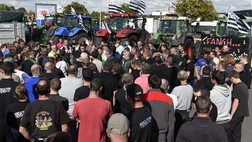 Toute l'agriculture française est représentée, des céréaliers aux planteurs de betteraves, confrontés à la chute des prix. Les éleveurs comptent particulièrement profiter de ce rassemblement pour se faire entendre.