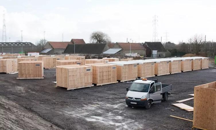 Ce nouveau camp sera géré par MSF et la mairie et n'est pas soutenu par les autorités.