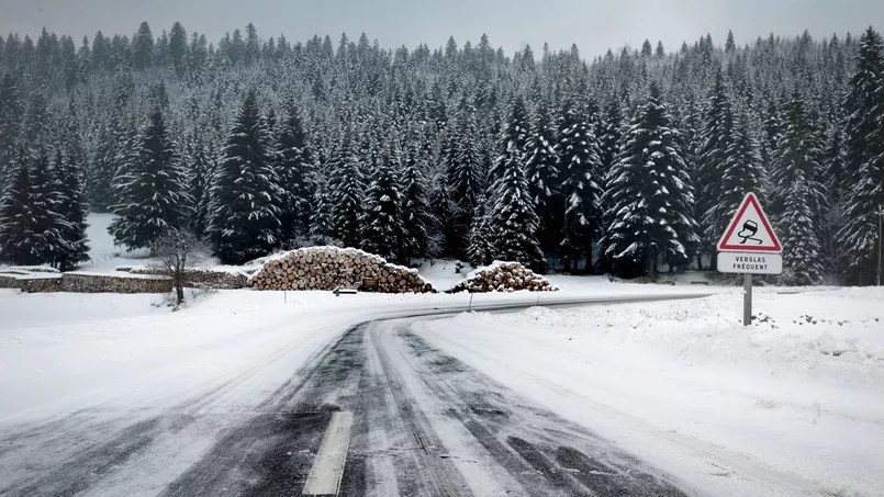 Mouthe détient depuis 1985 le record de la température la plus froide enregistrée en France