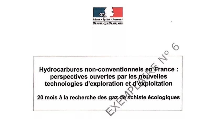 Commandé par Arnaud Montebourg à l'été 2012, ce rapport a été terminé début 2014.