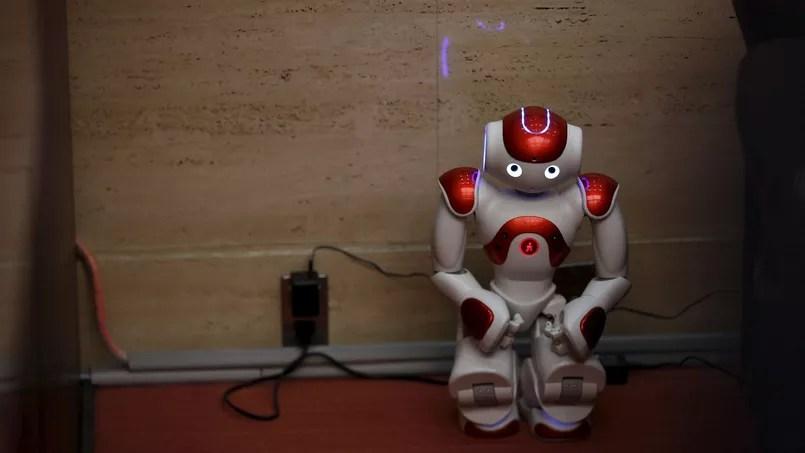 Un robot «Nao»