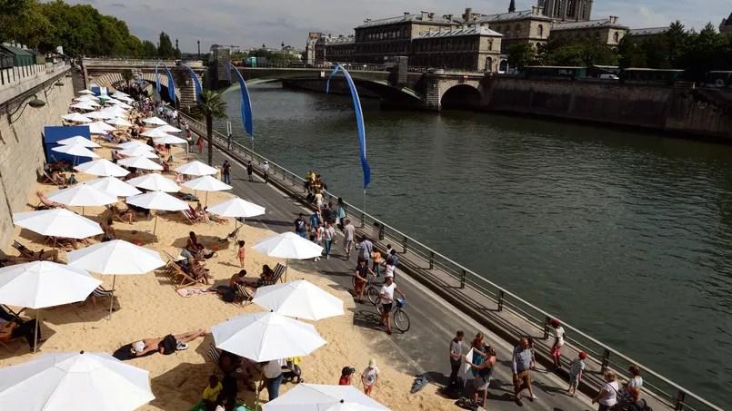 Jeudi 13 août, Paris Plages consacrera de nombreuses activité à Tel-Aviv.