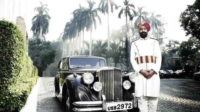 L'Impérial Hotel, un havre de sérénité pour poser ses valises à New Delhi. (crédit photo: DR)