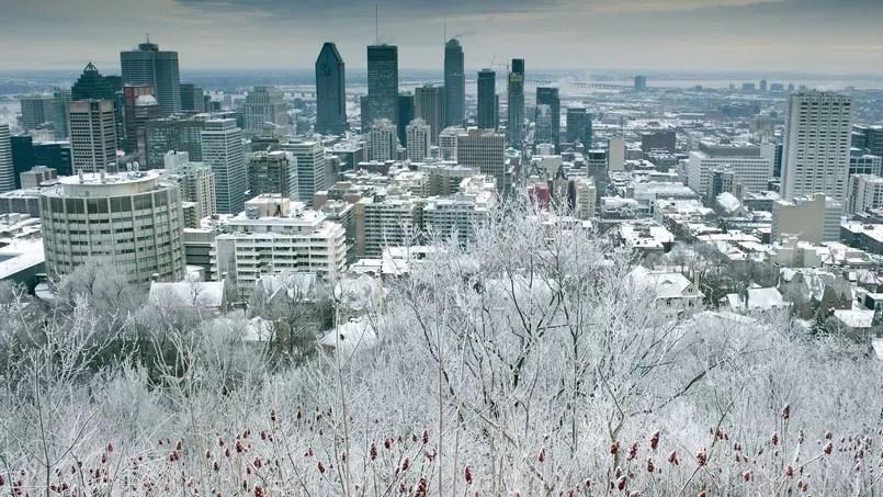 L'étonnante beauté de Montréal en Hiver.
