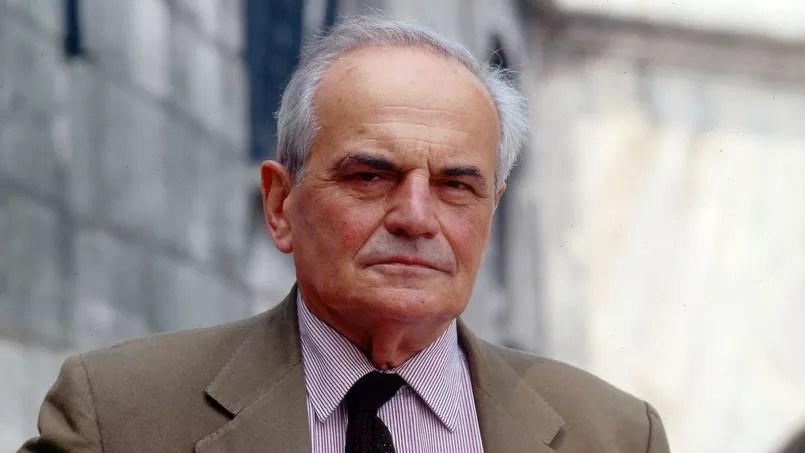 L'écrivain Michel Déon en juin 1993.