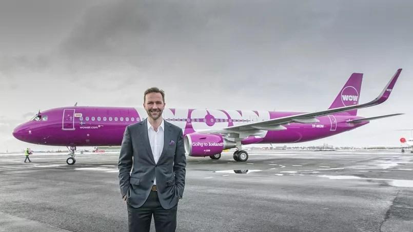 Wow Air a été fondée en 2011 par Skúli Mogensen.